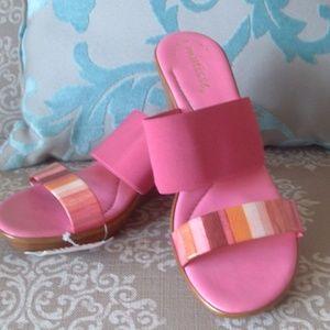 Matisse Wedge Sandals Strappy Sandals